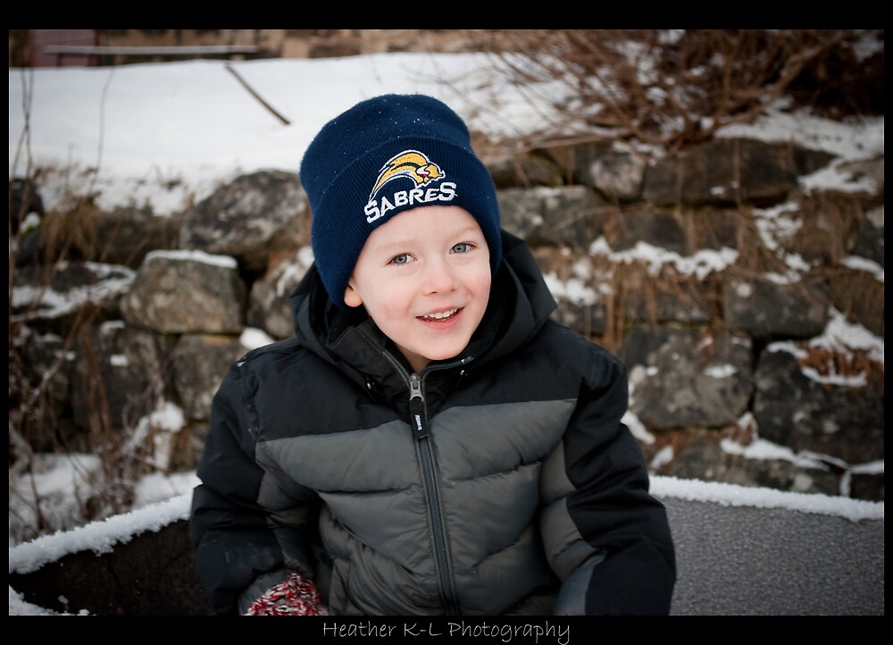 My beautiful son, Alexander by Heather Kozak-Lundquist