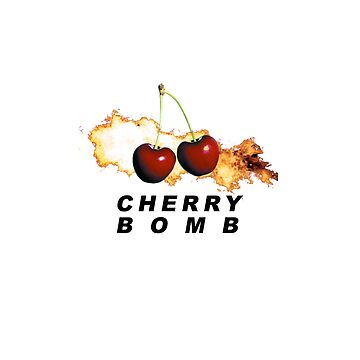 CHERRY BOMB by mcholler