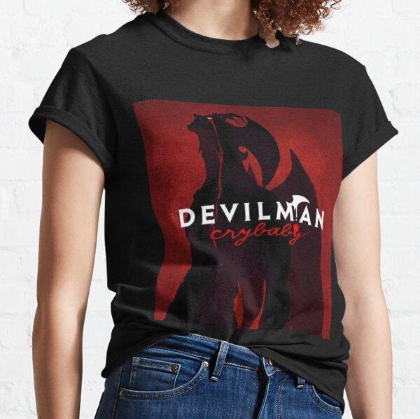 Devilman Crybaby anime manga Classic T-Shirt