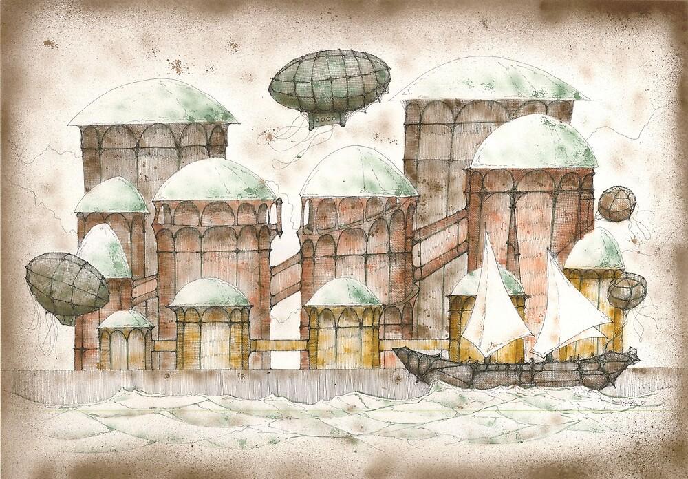 Cittaporto by Daniele Lunghini