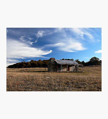 Brayshaw's Hut Photographic Print