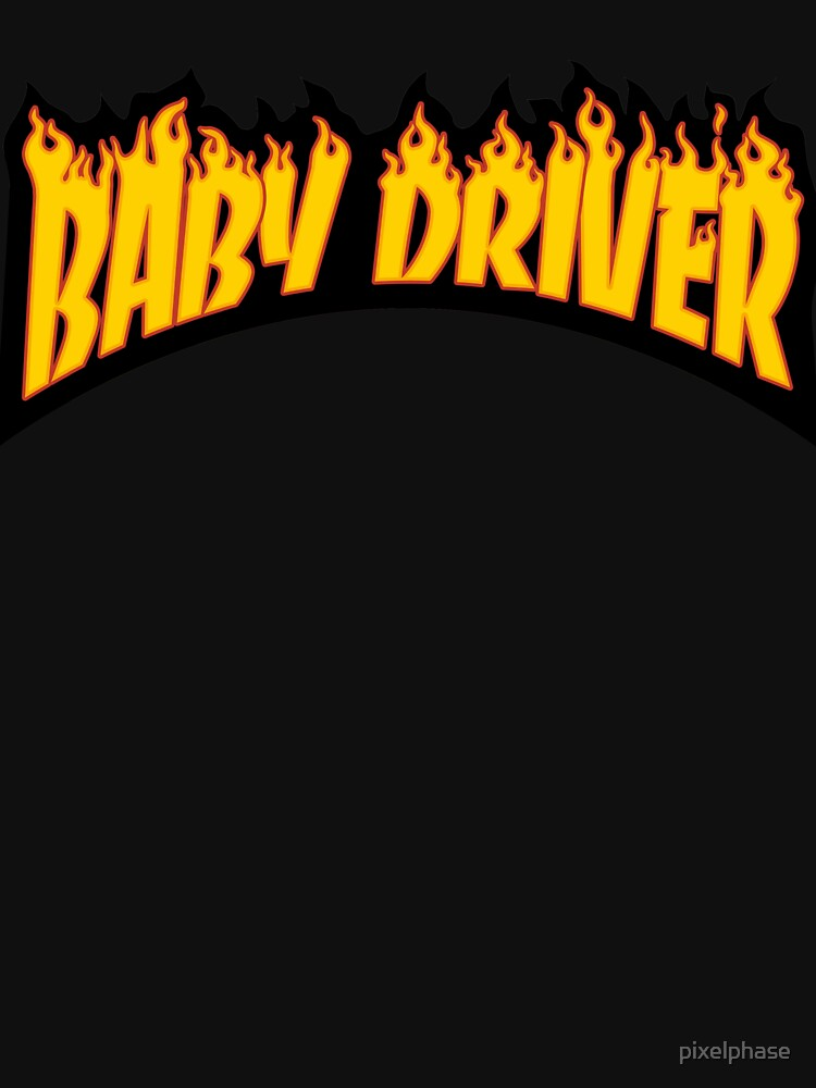 Baby Thrasher by pixelphase