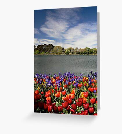 Floriade Greeting Card