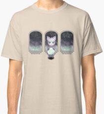 Mystic Miku | Crystal Ball & Zodiac | Light Grey Classic T-Shirt