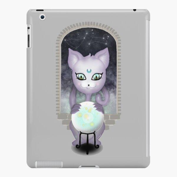Mystic Miku   Crystal Ball & Zodiac   Light Grey iPad Snap Case