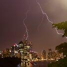 Brisbane City Lightning  by GabrielK