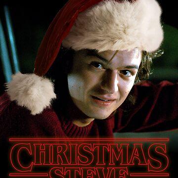 Stranger Things - Christmas Steve Harrington by cooler-than-you