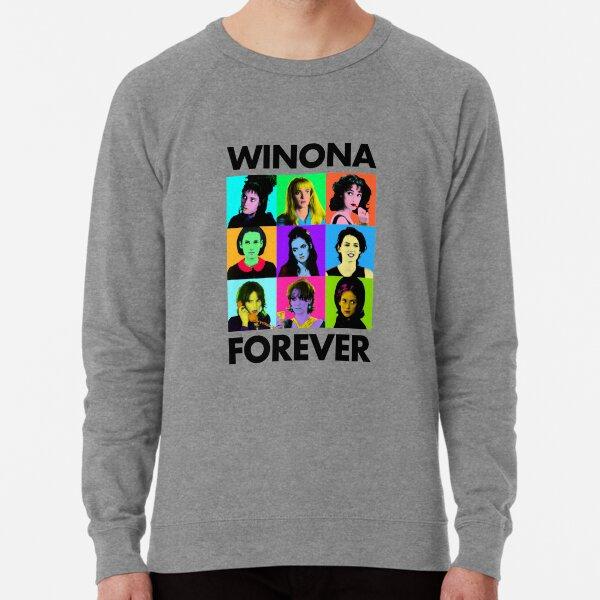 Winona Forever - Everyone <3 Winona Ryder  Lightweight Sweatshirt