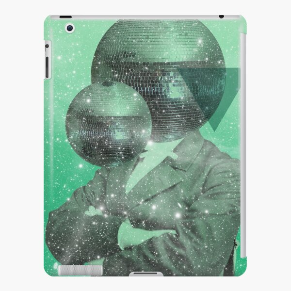 Color Chaos Collection -- Green Universe iPad Snap Case