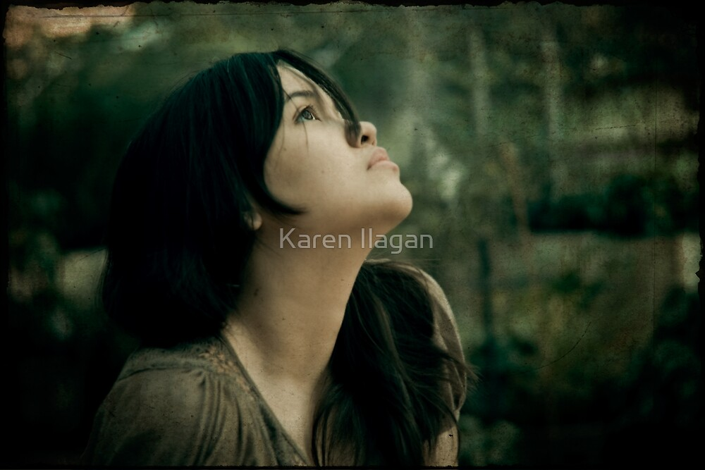 I Can Only Imagine by Karen Ilagan