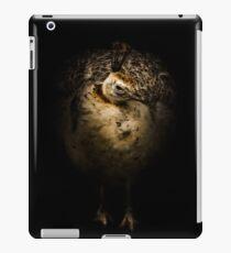 Peahen iPad Case/Skin