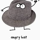 Angry Hat by firstdog