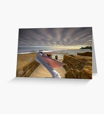 1097A-Wide Open Pacific Beach Greeting Card