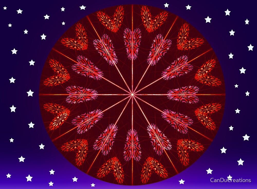 The Love Mandala by CanDuCreations