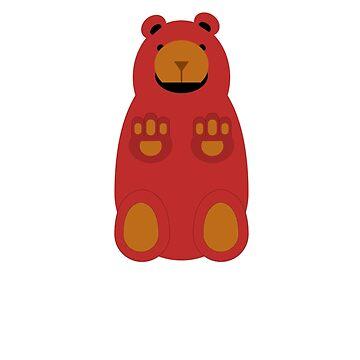 Teddy by AofB