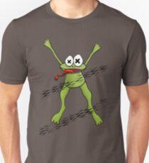 Road Kill Frog T-Shirt