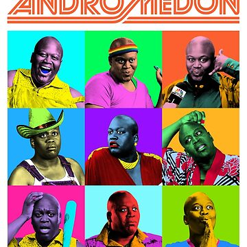 Titus Andromedon - life coach to Kimmy Schmidt by cooler-than-you