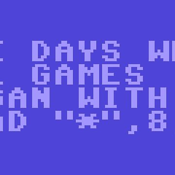 Geekdom [C64] - Patient Loading Days by ccorkin