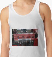 Vehicle Engine. Tank Top