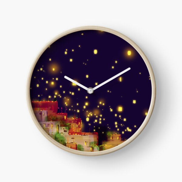 Lights of Hope... Clock