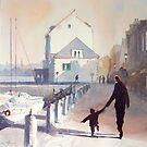 Harbour Walk by Henry Jones