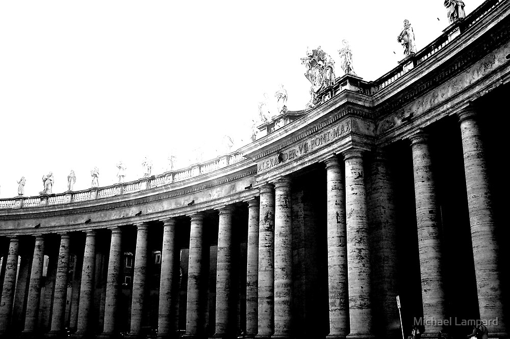 Vaticano by Michael Lampard