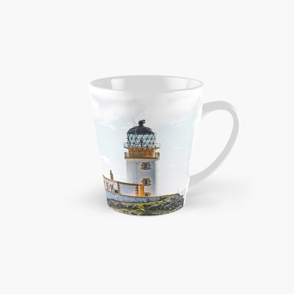 Lighthouse at Neast Point, Isle of Skye, Scotland Mug