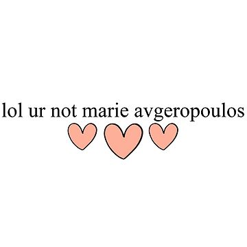 lol ur not marie avgeropoulos by ainsiibabes