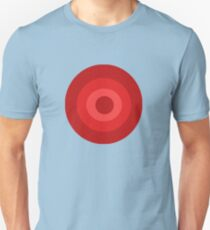 Red Target  Unisex T-Shirt