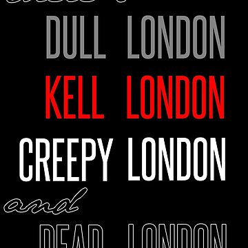 the londons by digitalcoma