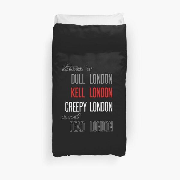 the londons Duvet Cover