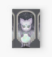 Mystic Miku | Crystal Ball & Zodiac | Dark Grey Hardcover Journal