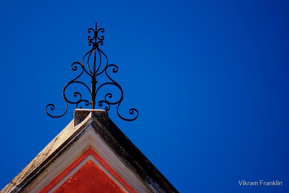 Sky Blue by Vikram Franklin