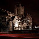 Christ Church Cathedral, Dublin  by DeirdreMarie