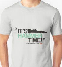 Lewis Hammilton Formula 1 UK Unisex T-Shirt