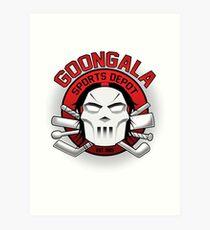 Goongala Sports Depot Art Print