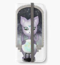 Mystic Miku | Crystal Ball & Zodiac | White iPhone Wallet/Case/Skin