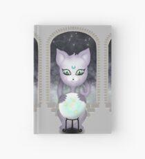 Mystic Miku   Crystal Ball & Zodiac   Light Grey Hardcover Journal