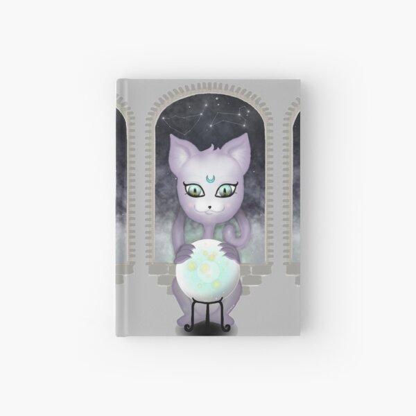 Mystic Miku | Crystal Ball & Zodiac | Light Grey Hardcover Journal