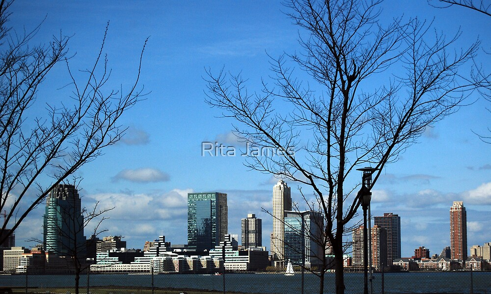 Across The River In New York City by Rita James