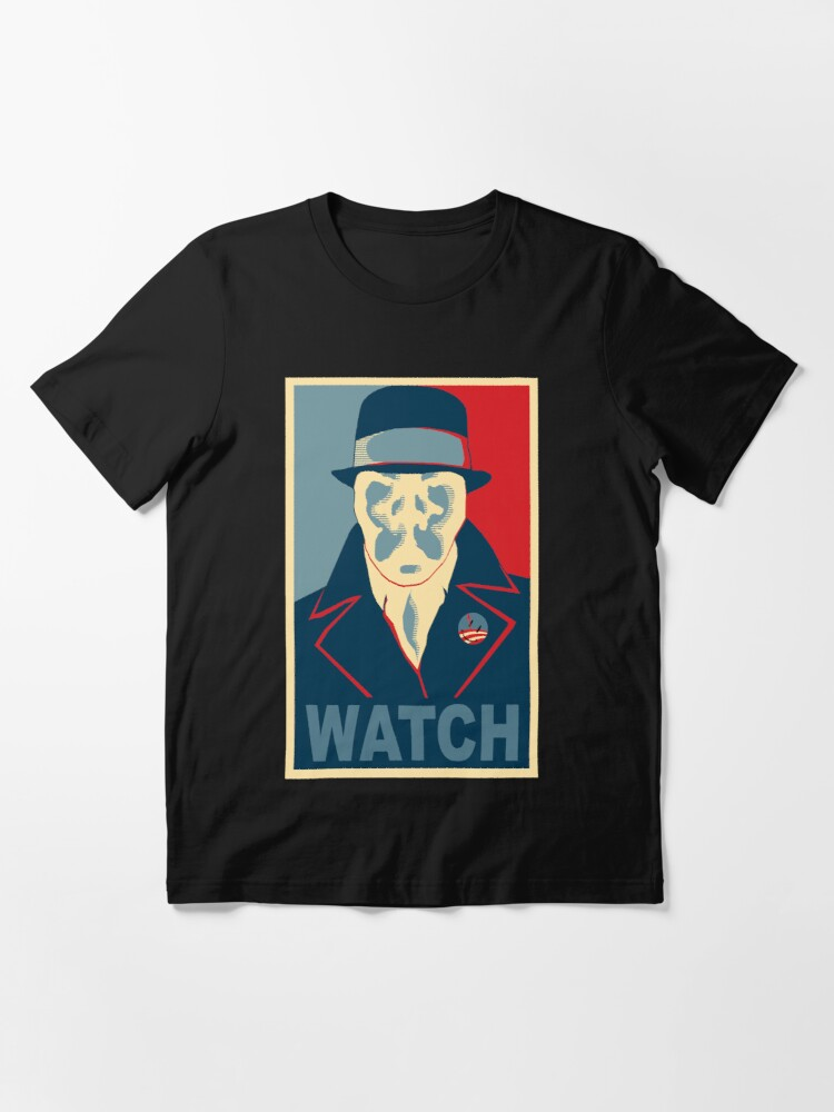Alternate view of Who is Watching? Essential T-Shirt