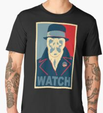 Who is Watching? Men's Premium T-Shirt