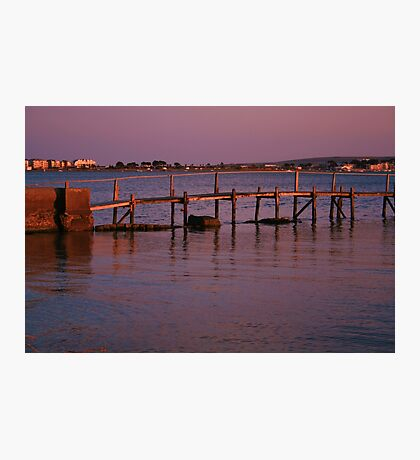 Evening Sunshine Photographic Print