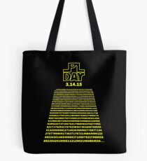 Pi Day - Transcend the Irrational Tote Bag