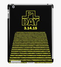 Pi Day - Transcend the Irrational iPad Case/Skin