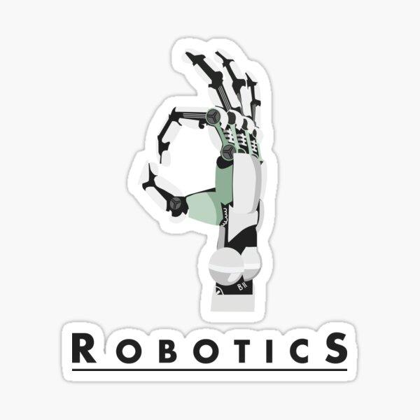 ROBOTICS ENGINEER Sticker