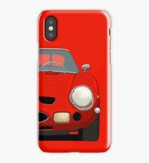 Be Legendary red iPhone Case/Skin