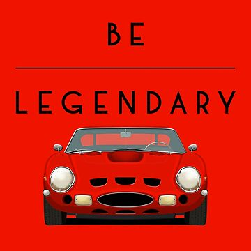 Be Legendary red by Subspeed