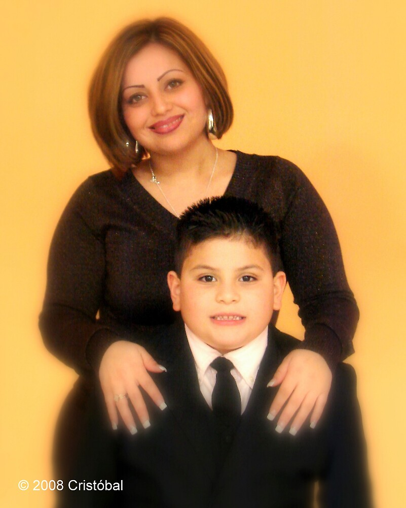 Mother and Son by www4gsus