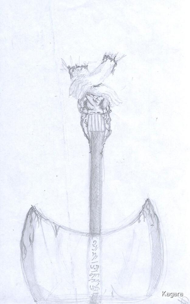 The axe by Kagara